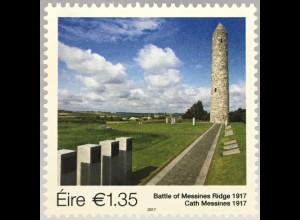 Irland 2017 Michel Nr. 2225 100 Jahrestag der Schlacht bei Messines Friedenspark