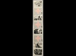 Niederlande 2017 Michel Nr. 3602-04 150 Jahre Niederländisches Rotes Kreuz