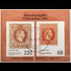 Österreich 2017 Block 97 Klassische Briefmarken IV Freimarken von 1867