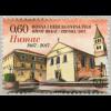 Bosnien Herzegowina Kroatische Post Mostar 2017 Nr. 450 FranziskanerklosterHumac