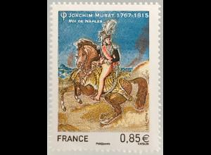 Frankreich France 2017 Nr. 6771 250. Geburtstag von Joachim Murat Gemälde