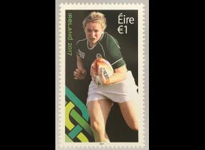 Irland 2017 Nr. 2227 Frauen Rugby Weltmeisterschaft Sport Ballsport