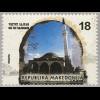 Makedonien Macedonia 2017 Neuheit Bayram Ramadamfest Moschee