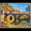 Montenegro 2017 Neuheit Tourismus Brücke Riejeka Cmojevica Urlaub