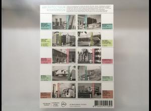 Niederlande 2017 Nr. 3632-41 Architektur Wiederaufbau Baustiele Gebäude
