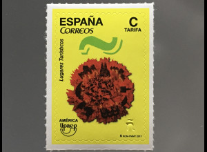 Spanien España 2017 Neuheit Lugaros Tourismus UPAEP Fremdenverkehr