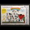 Bosnien Herzegowina 2017 Neuheit Kindermarken Kinderzeichnung Kinderkunst