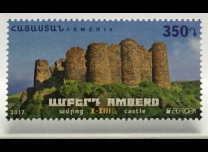 Armenien Michel Nr. 1015 Europa Burgen und Schlösser Europaausgabe