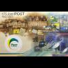 Luxemburg 2017 Block 40 175 Jahre Luxemburgische Post Postwesen Postverkehr