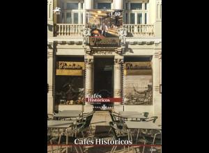 Portugal 2017 Block 419 Historische Cafe´s Bäckerei Versailles in Lissabon