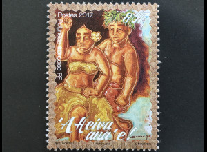 Polynesien französisch Polynesie Francaise 2017 Nr. 1356 Heiva Ana ´e Fest