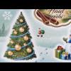 Estland EESTI 2017 Nr. 907-10 Weihnachten Block mit angenehmem Zimtduft selten