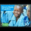 Bosnien Herzegowina Kroatische Post Mostar 2017 Nr. 466 Humanitäre Organisation