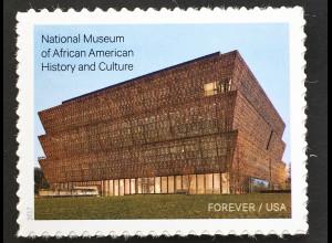 USA Amerika 2017 Nr. 5454 Museum für afroamerikanische Geschichte und Kultur