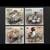 Weißrussland Belarus 2017 Neuheit Küken Tiere Tierbabies Süßes Tiermotiv