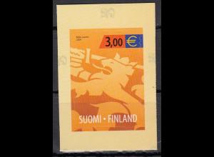 Finnland 2004 Michel Nr. 1700 selbstklebend Freimarke Nationalwappen Wappenlöwe