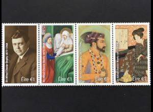 Irland 2018 Nr. 2246-49 Chester Beatty Industrieller und Kunstsammler Museum