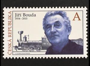 Tschechische Republik 2018 Nr. 956 Tradition tschechischer Briefmarkengestaltung
