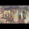 Lettland Latvia 2018 Block 43 Kunst Glaskunst Graphiker Ansis Cirulis