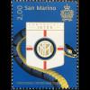 San Marino 2018 Nr. 2739 110 Jahre Fußballklub Inter Mailand Sport Vereine