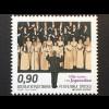 Bosnien Herzegowina Serbische Republik 2018 Neuheit Gesangsverein Jedinstvo