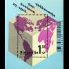Slowenien Slovenia 2018 Block 106 Welttag des Designs Graphik