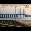 Schweden Sverige 2018 Block 57 Europa Brücken Öresundbrücke Europacept