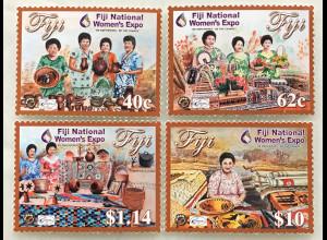 Fidschi Inseln FIJI 2017 Neuheit Nationale Frauen Expo Weltausstellung Handwerk