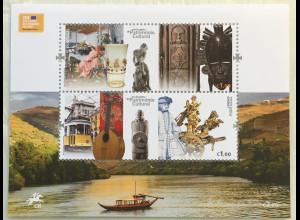 Portugal 2018 Nr. 431 Kulturerbe Handwerk Europäische Union Jahr des Kulturerbes