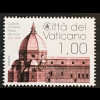 Vatikan Cittá del Vaticano 2018 Neuheit Kuppel von Santa Maria del Fiore