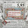 Vatikan Cittá del Vaticano 2018 Bl. 56 Liturgiesprache Paralellausgabe Slowakei