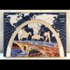 Kosovo 2018 Block 46 Europaausgabe Brückenmotive Bridge Ponte Europacept Block