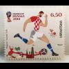 Kroatien Croatia 2018 Neuheit FIFA World Cup Russland Fußball Weltmeisterschaft