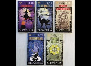 Slowenien Slovenia 2018 Neuheit Aberglaube und Magie Talisman Dämonische Kräfte
