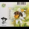 Slowenien Slovenia 2018 Neuheit Bienen Insekten Hautflügler Imker Honigbiene
