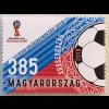 Ungarn Hungary 2018 Nr. 5973 Fußball Weltmeisterschaft Ballsport Wettkampf