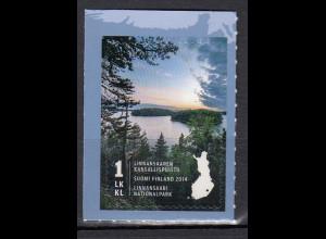 Finnland 2014 Michel Nr. 2306 Nationalparks Linnansaari Savo