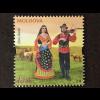 Moldawien Moldova 2018 Nr. 1045 Völker Moldawiens Roma Musikanten Folklore