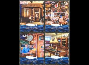 Portugal Azoren 2018 Nr. 632-35 Peter Sport Café Treffpunkt der Segel-Szene