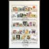 Tschechische Republik 2018 Block 69 100 Jahre tschechische Briefmarken