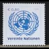 Verei. Nationen UNO Wien 2018 Neuheit Welttag gegen Menschenhandel Blue Heart