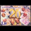 Bosnien Herzegowina 2018 Neuheit Münzen und Scheine Konvertible Mark