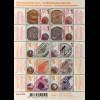 Niederlande 2018 Neuheit Hollländische Gulden Geldwährung Zahlungsmittel