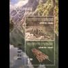 Bosnien Herzegowina Serbische Republik 2018 Neuheit Drina Raft Floßfahren