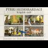 Dänemark Färöer 2018 Neuheit Ende des 1. Weltkrieges Geschichte Soldaten