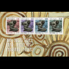 Kroatien Croatia 2018 Neuheit Tag der Briefmarke Dan Marke Skulptur
