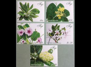 Fidschi Inseln FIJI 2017 Neuheit Heilpflanzen Kaktusfeige Eukalyptus Nutzpflanze