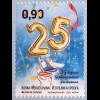 Bosnien Herzegowina Serbische Republik 2018 Neuheit 25 Jahre Djurdevdan Festival