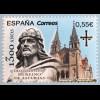 Spanien España 2018 Neuheit 1300 Jahre Verfassung des Königreich Asturien
