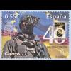 Spanien España 2018 Neuheit G.E.O. 40 Jahre Spezialeinheit